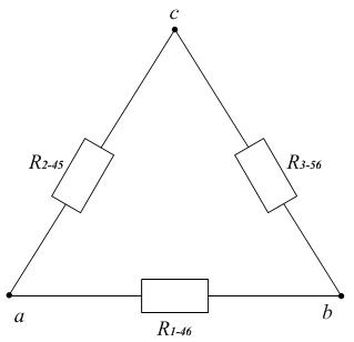 Схема к примеру 6. Параллельное соединение