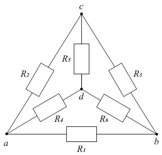 Схема к примеру 6