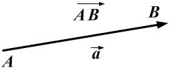 Геометрический вектор
